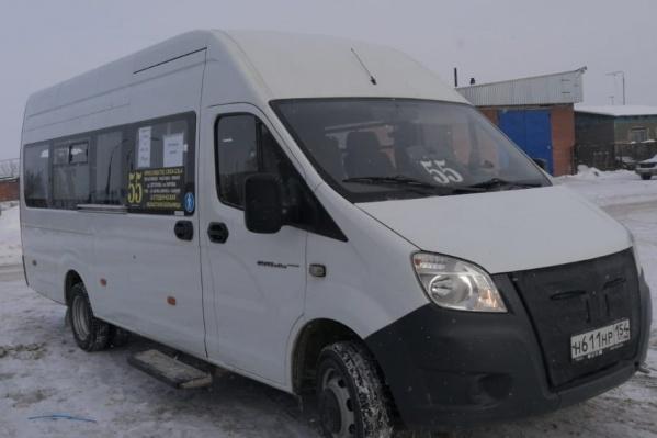 Транспортная компания предложила продлить свой маршрут до поликлиники