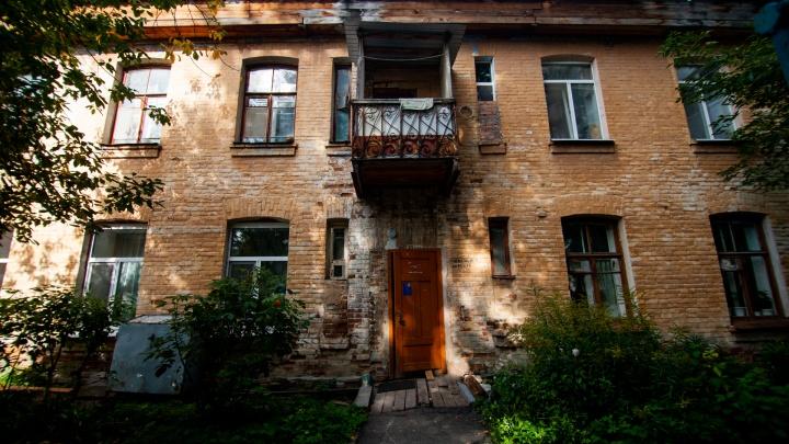 Первый советский многоквартирник: как живется в доме, построенном из сгоревшего театра Текутьева