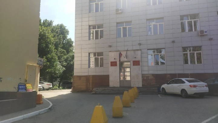В Уфе эвакуировали Кировский районный суд