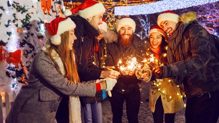 Празднику быть: где самарцы смогут отметить Новый год