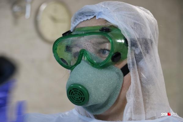 По данным регионального оперштаба, сейчас от коронавируса лечатся4910 человек