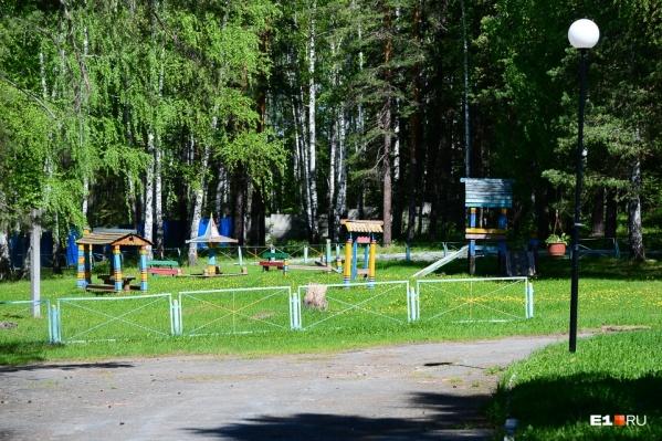 В Челябинской области в этом году работают 38 загородных лагерей