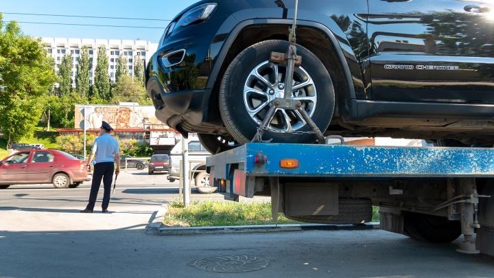 В Самарской области увеличили тариф на эвакуацию машин