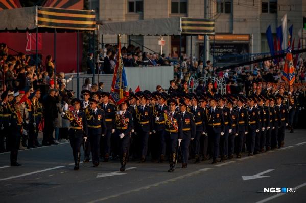20 и 24 июня движение в центре города перекроют, а улицы отгородят, чтобы на них не собрались зрители