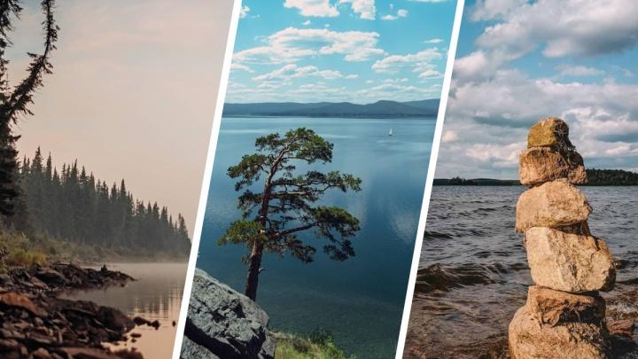Для тех, кому надоело дома: топ-10 самых живописных и «инстаграмных» озёр Южного Урала