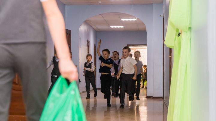 В Самаре 11 и 12 сентября будут неучебными днями для школьников