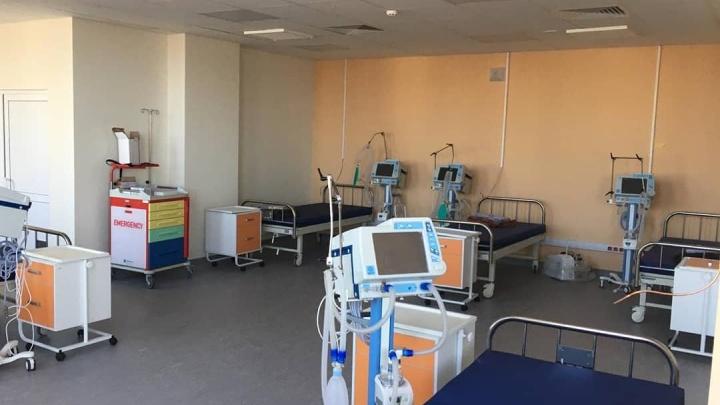 В Самарской области открыли первый госпиталь для больных с COVID-19 на базе поликлиники