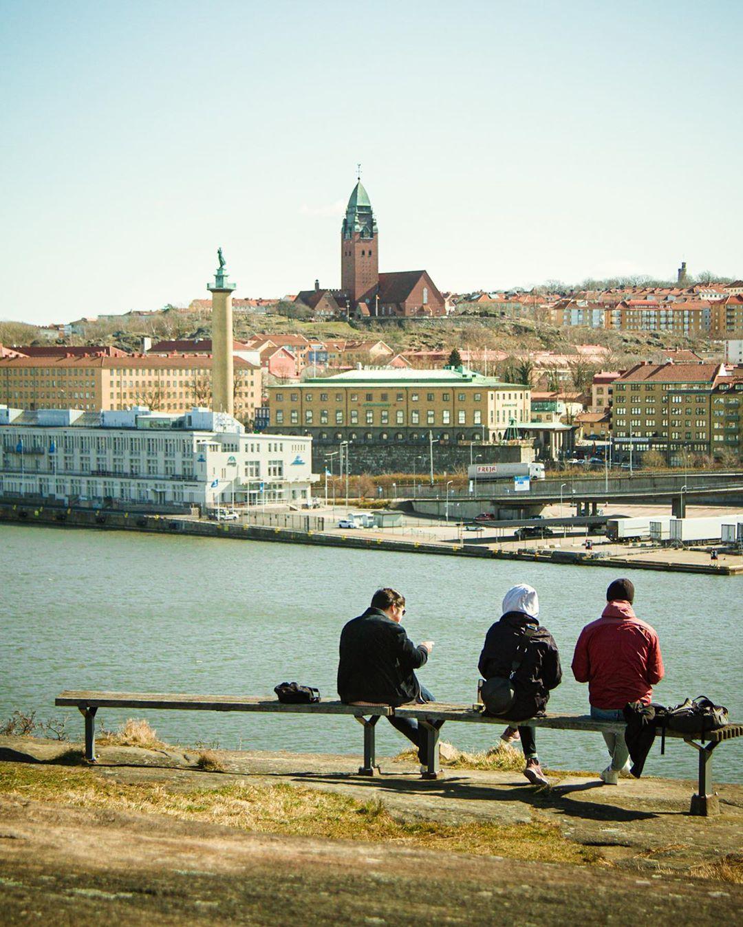 Гётеборг — второй по величине мегаполис в Швеции с населением более 600 тысяч человек<br>