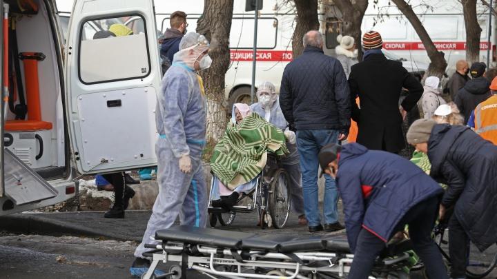 «Тут 15 человек после взрыва, ни один не выживет, и ваша мама тоже». Челябинка умерла после ЧП в ковидной больнице