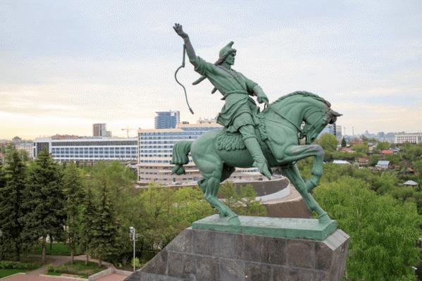 Когда-то Салават Юлаев не был зеленым