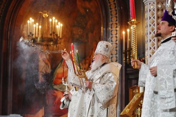 Патриарх пообещал наказывать за игнорирование мер, которые должны уберечь людей от болезни