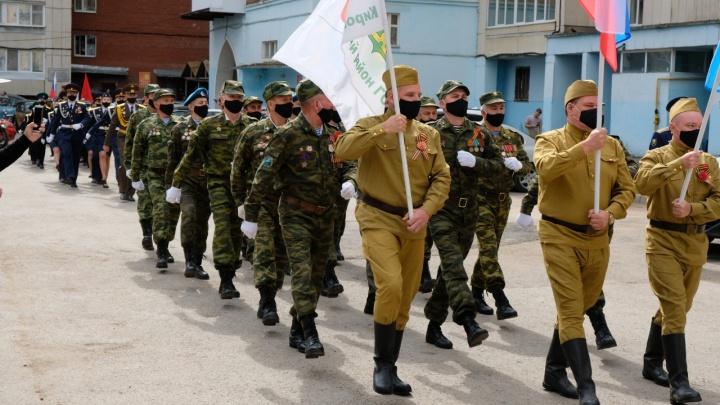 Радий Хабиров: «Сегодня мы проводим 156 парадов»