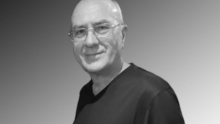 В Омске умер анестезиолог-реаниматолог Виктор Воробьев