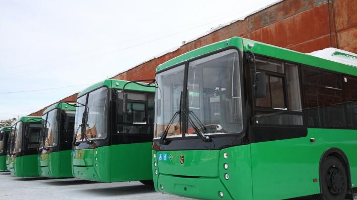 Гортранс купит новые автобусы с кондиционерами из-за нехватки техники на маршрутах Екатеринбурга