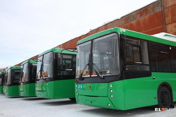 Гортранс срочно купит новые автобусы из-за нехватки машин на городских маршрутах