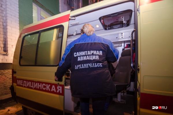 Рейс санавиации туда-обратно может стоить до 600–700 тысяч рублей <br>