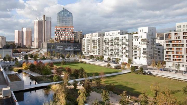 Новый район на юго-востоке Екатеринбурга построят по примеру пригорода Парижа