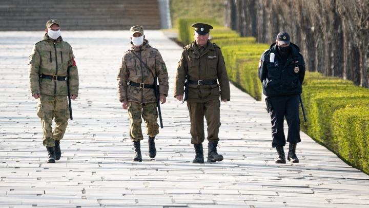 Ловят не только в центре Волгограда: за день девять человек попались на нарушении самоизоляции