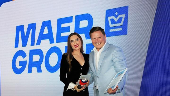 «Вручала прекрасная Юлия Михалкова»: выпускник УрФУ получил премию за востребованную рекламу