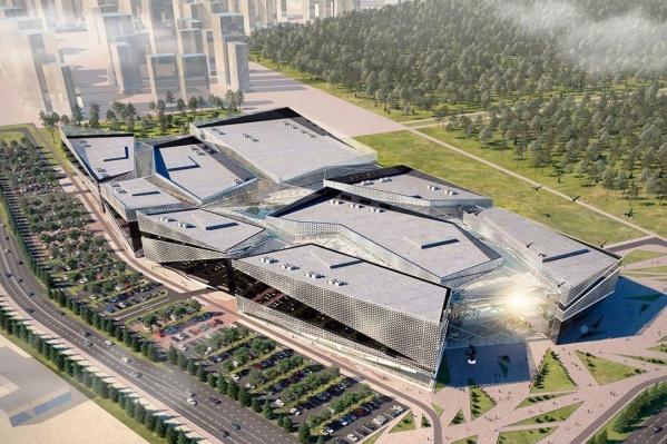Новый торговый центр появится на севере Екатеринбурга