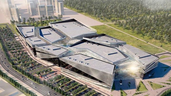 Второй после «Гринвича»: сравниваем масштабы гигантского торгового центра на окраине Екатеринбурга