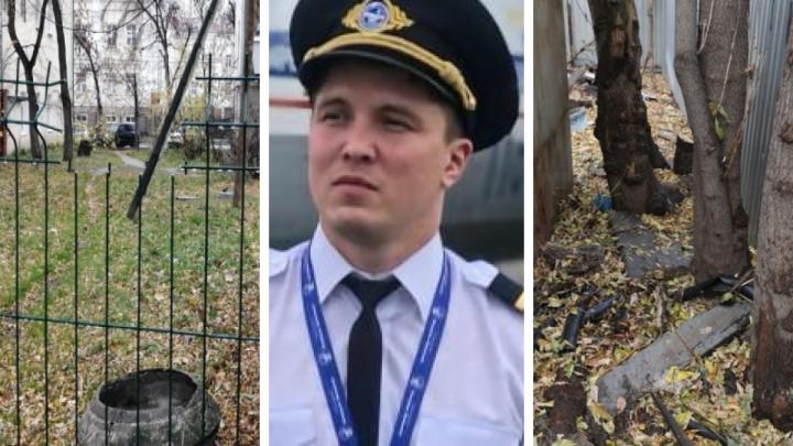 Галлюцинации и роковой забор: следователи разобрались в загадочной смерти летчика из Якутска