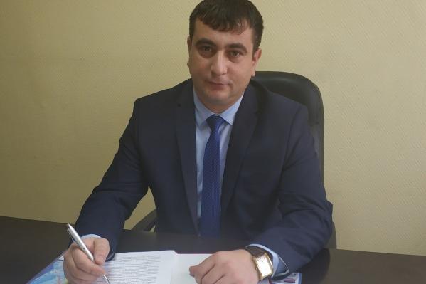 Эфенди Абдукамалов претендует на должность нового директора