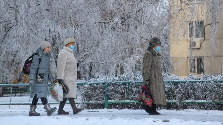 В Башкирии за сутки зафиксировали 144 новых случая заражения COVID-19