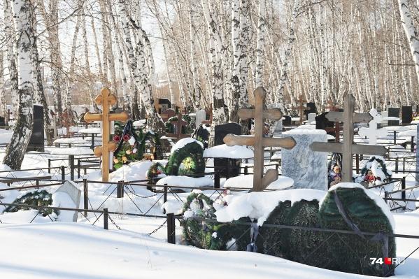 Только за октябрь в Кузбассе умерли4970 человек
