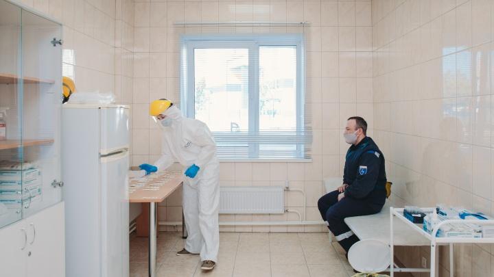 Число заболевших коронавирусной инфекцией в Тюменской области перевалило за тысячу