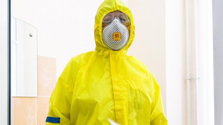 25 новых случаев: хроники коронавируса в Архангельской области