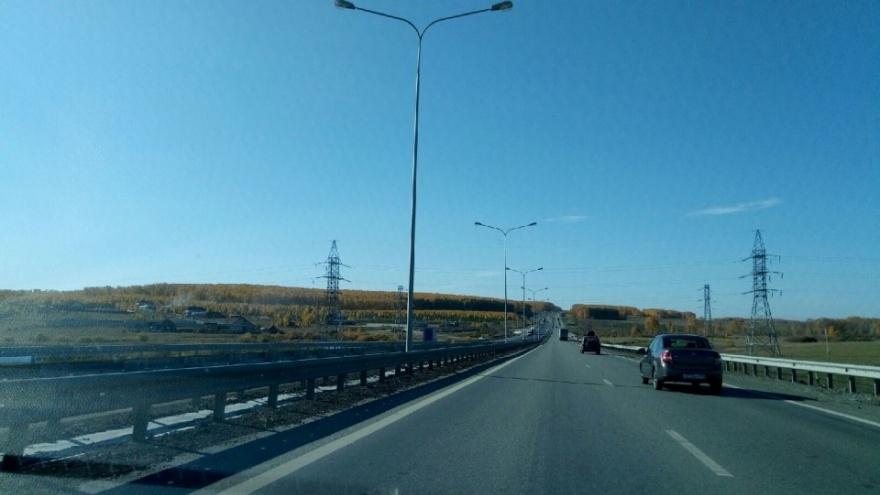 Текслер рассказал, когда трассу М-5 в Челябинской области сделают четырёхполосной