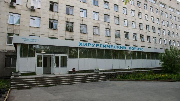 В Екатеринбурге женщина с подтвержденным COVID-19 родила ребенка