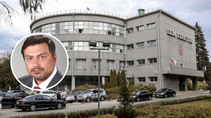 Амельченко перестал быть богатейшим нижегородским депутатом. Его реальные доходы меньше в семь раз