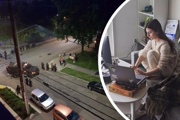 Мария родилась в Новосибирске, окончила НГТУ, 8 лет назад переехала в Израиль, а два года назад — в Сиэтл (США). Переезд был связан с работой— её муж устроился в Microsoft, а она сама работает программистом в Amazon