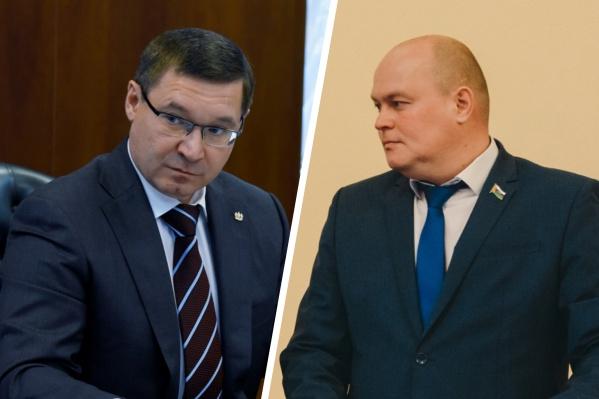 Официально полпредом в УрФО Владимир Якушев стал сегодня, 9 ноября