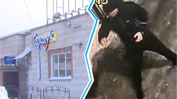 Полиция показала фото с подозреваемым в убийстве возле бердского ночного клуба «Галстук»