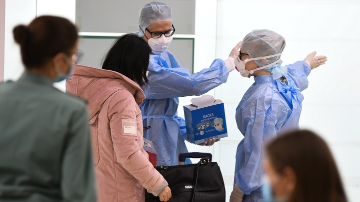 В России диагностировали три новых случая заболевания коронавирусом