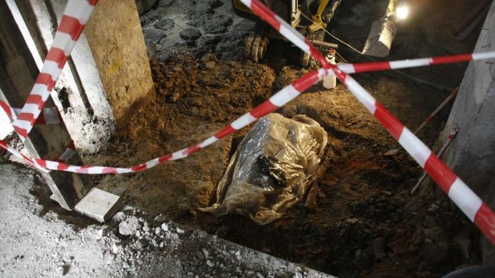Тюменские следователи по портрету Текутьева будут выяснять, чьи останки нашли в Спасской церкви