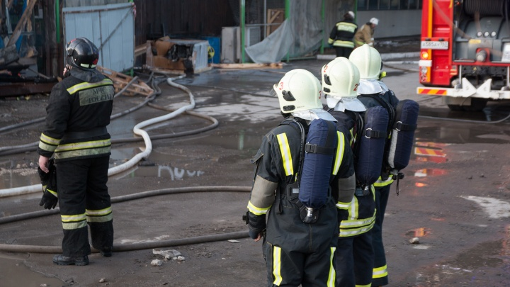 В Самаре попросили построить новую пожарную часть