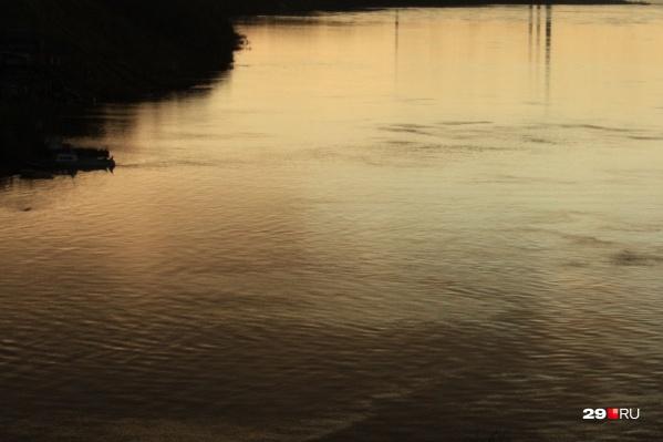 Загрязнение воды в реке обнаружили после сообщения очевидца