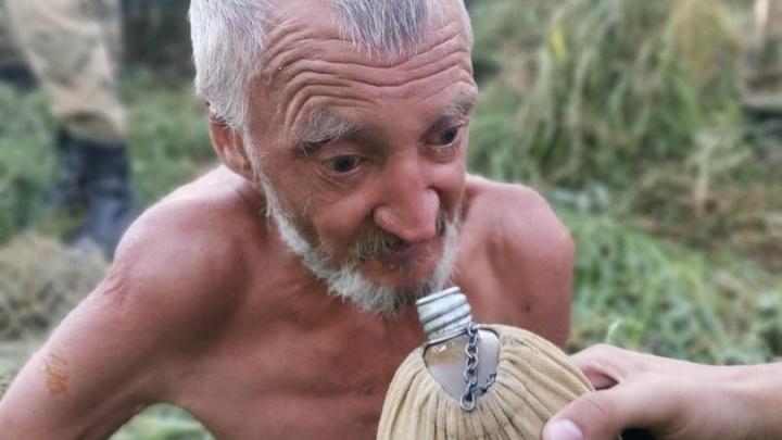 Пожилой нижегородец провел шесть дней в лесу и выжил. Показываем фото спасения