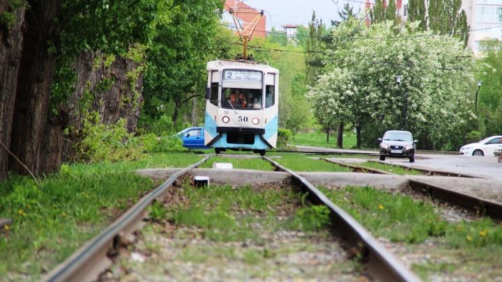 В Омске трамвай № 2 не будет ездить в ближайшие выходные