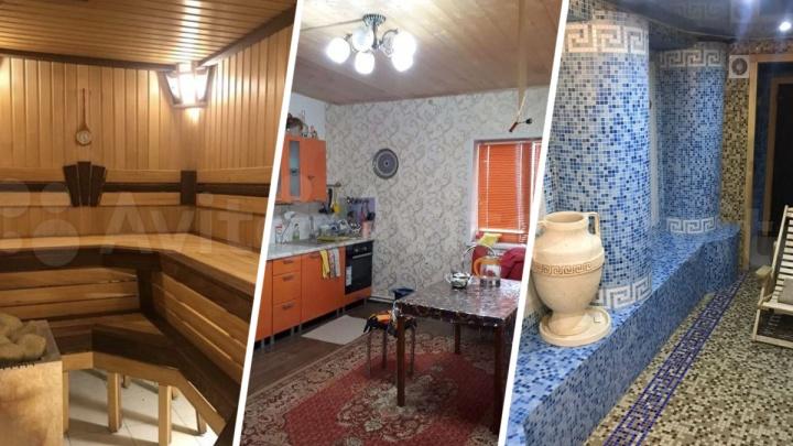Особняки на Пугачева в Уфе и хибары в Абзаково: смотрим самые дорогие варианты для встречи Нового года в Башкирии