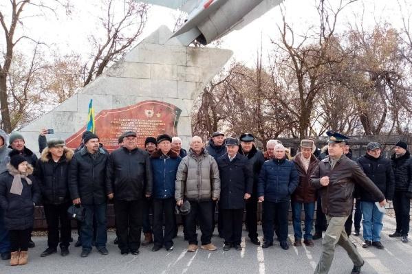 Накануне волгоградцы отметили 110-й день рождения Качинского училища