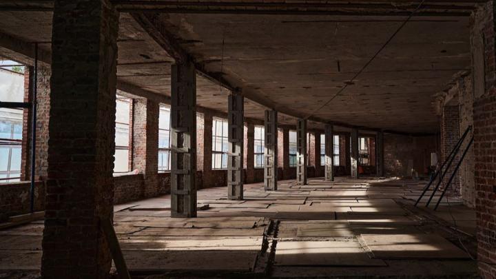 Рамы 30-х годов: что изменится после реставрации бывшей Фабрики-кухни