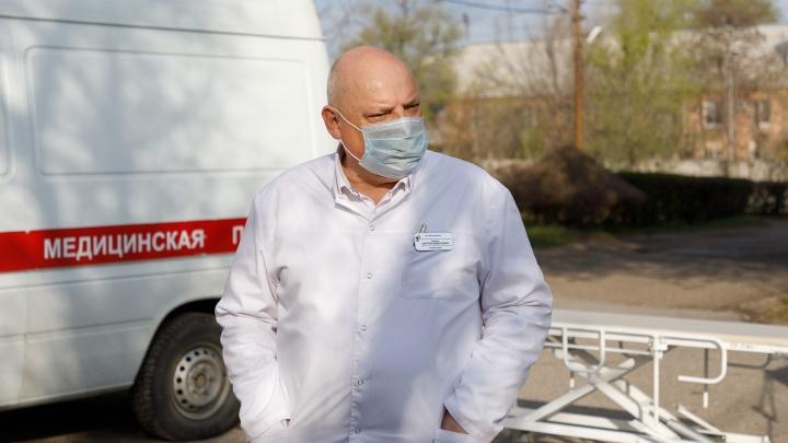 Новой жертвой коронавируса в Волгограде стал пациент больницы № 16