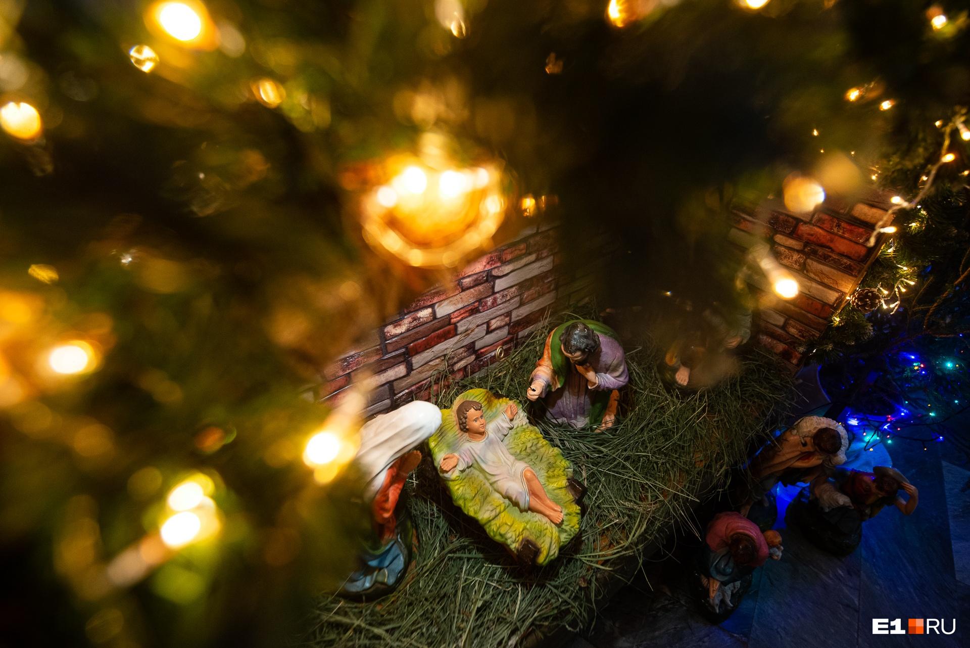 25 декабря официально у католиков наступило Рождество