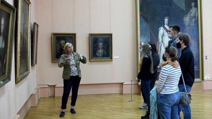 Художественный музей возобновил лекции, концерты и детские занятия