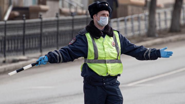 Власти объяснили, почему штрафы за нарушение режима самоизоляции пока выписывают выборочно